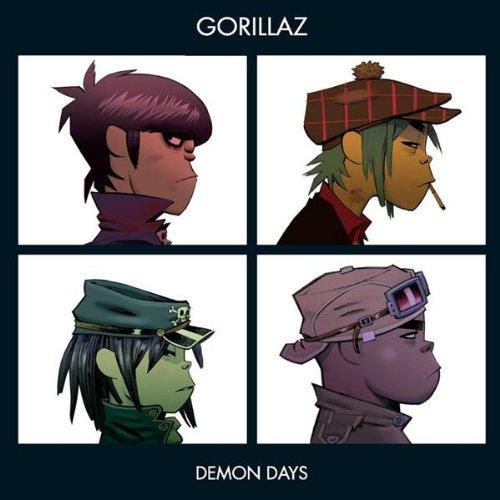 Gorillaz, Dare, Piano, Vocal & Guitar