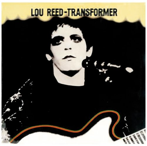 Lou Reed, Walk On The Wild Side, Piano, Vocal & Guitar