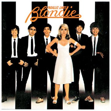 Blondie, Fade Away And Radiate, Piano, Vocal & Guitar