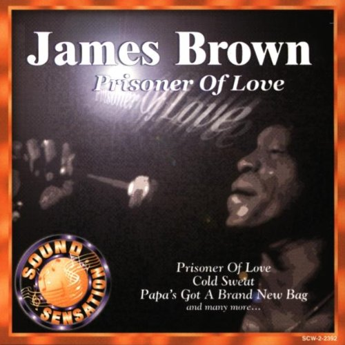 James Brown, Lost Someone, Piano, Vocal & Guitar