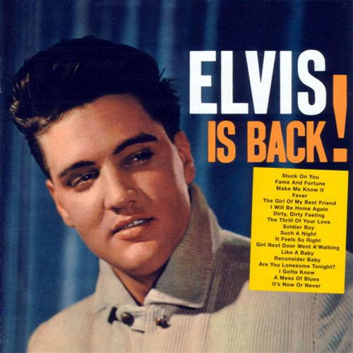 Elvis Presley, It's Now Or Never, Violin