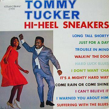 Tommy Tucker, Hi-Heel Sneakers, Trumpet