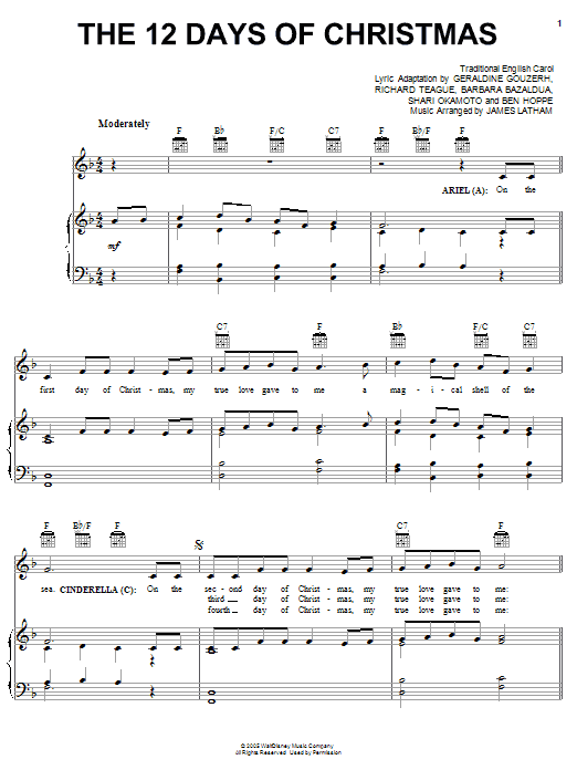 Preview Printable Scores & Chords