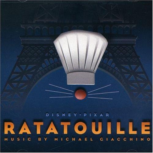 Michael Giacchino, 100 Rat Dash (from Ratatouille), Piano