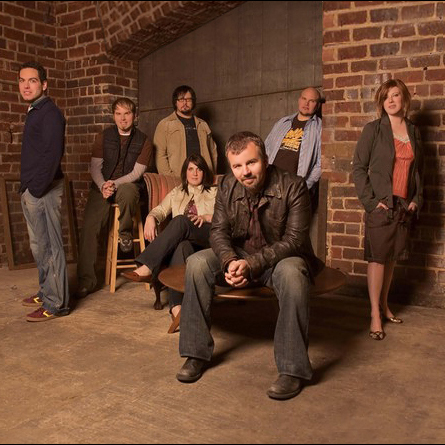 Casting Crowns, All Because Of Jesus, Piano, Vocal & Guitar (Right-Hand Melody)
