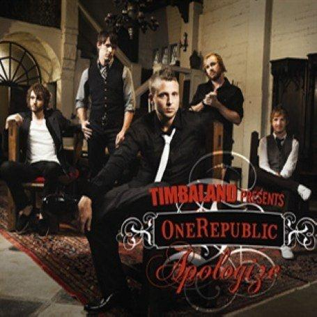 Timbaland, Apologize (feat. OneRepublic), Piano, Vocal & Guitar (Right-Hand Melody)