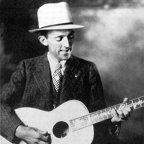 Jimmie Rodgers, Blue Yodel No. 4 (California Blues), Piano, Vocal & Guitar (Right-Hand Melody)