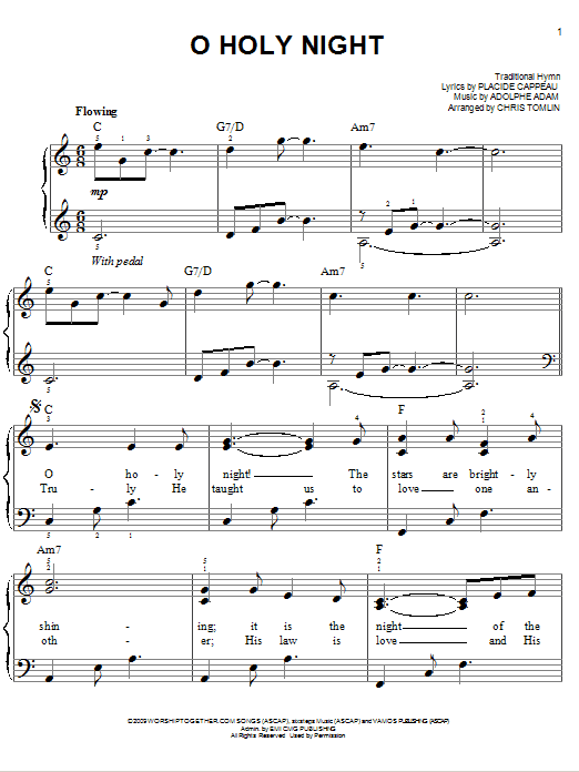 Colorful O Holy Night Guitar Chords Image Collection Basic Guitar