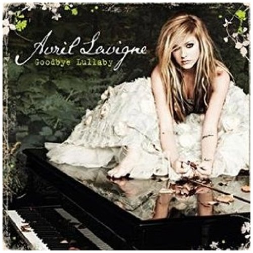 Avril Lavigne, 4 Real, Piano, Vocal & Guitar (Right-Hand Melody)
