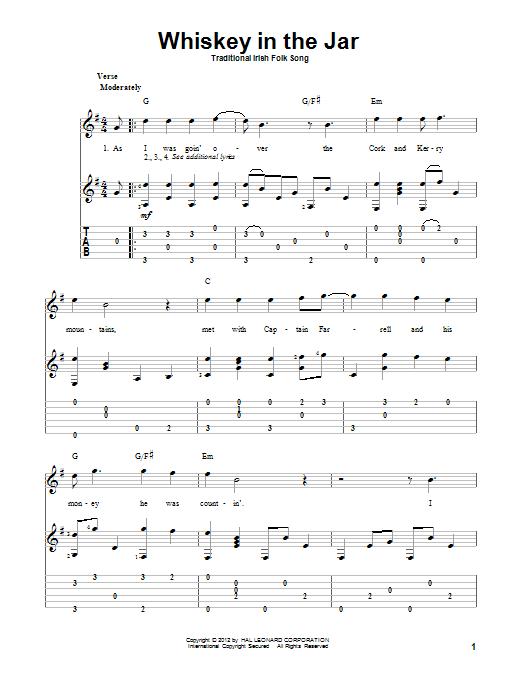 Irish Folksong \