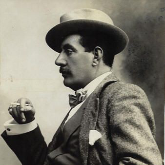 Giacomo Puccini, Musetta's Waltz (Quando Men Vo), Piano