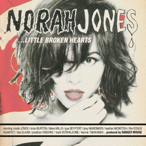 Norah Jones, 4 Broken Hearts, Piano, Vocal & Guitar (Right-Hand Melody)