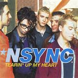 Download or print 'N Sync Tearin' Up My Heart Sheet Music Printable PDF 5-page score for Pop / arranged Piano, Vocal & Guitar (Right-Hand Melody) SKU: 18143.