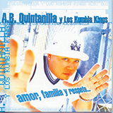 Download or print A.B. Quintanilla III Dime Quien Sheet Music Printable PDF 4-page score for Latin / arranged Piano, Vocal & Guitar (Right-Hand Melody) SKU: 23999.