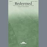 Download or print A.L. Butler Redeemed (arr. John Purifoy) Sheet Music Printable PDF 11-page score for Sacred / arranged SATB Choir SKU: 483373.