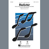 Download or print A Great Big World Rockstar (arr. Roger Emerson) - Drums Sheet Music Printable PDF 3-page score for Pop / arranged Choir Instrumental Pak SKU: 341609.