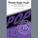 Download or print A Taste Of Honey Boogie Oogie Oogie (arr. Alan Billingsley) - Guitar Sheet Music Printable PDF 3-page score for Disco / arranged Choir Instrumental Pak SKU: 381060.
