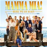 Download ABBA 'Angeleyes (from Mamma Mia! Here We Go Again)' Printable PDF 5-page score for Film/TV / arranged Easy Piano SKU: 254843.