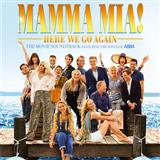 Download ABBA 'Day Before You Came (from Mamma Mia! Here We Go Again)' Printable PDF 5-page score for Film/TV / arranged Piano, Vocal & Guitar (Right-Hand Melody) SKU: 254800.