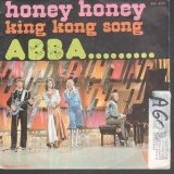 Download or print ABBA Honey, Honey Sheet Music Printable PDF 4-page score for Pop / arranged Big Note Piano SKU: 71735.
