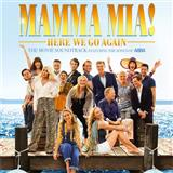 Download or print ABBA Kisses Of Fire (from Mamma Mia! Here We Go Again) Sheet Music Printable PDF 6-page score for Film/TV / arranged Piano, Vocal & Guitar (Right-Hand Melody) SKU: 254803.
