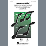 Download ABBA 'Mamma Mia! - Highlights from the Movie Soundtrack (arr. Mac Huff)' Printable PDF 46-page score for Film/TV / arranged SSA Choir SKU: 418981.