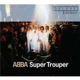 Download ABBA 'Super Trouper' Printable PDF 2-page score for Pop / arranged Flute Solo SKU: 104667.