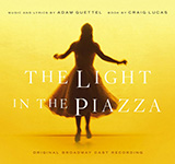 Download Adam Guettel 'Love To Me (from The Light In The Piazza)' Printable PDF 5-page score for Love / arranged Piano, Vocal & Guitar (Right-Hand Melody) SKU: 64267.