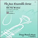 Download or print Adam Larson Out The Window - 1st Bb Trumpet Sheet Music Printable PDF 3-page score for Jazz / arranged Jazz Ensemble SKU: 412140.