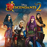 Download or print Adam Schmalholz Chillin' Like a Villain (from Disney's Descendants 2) Sheet Music Printable PDF 3-page score for Disney / arranged Very Easy Piano SKU: 487379.