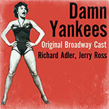 Download or print Adler & Ross Heart (from Damn Yankees) Sheet Music Printable PDF 2-page score for Broadway / arranged Baritone Ukulele SKU: 507280.