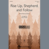 Download or print African American Spiritual Rise Up, Shepherd, And Follow (arr. Emily Crocker) Sheet Music Printable PDF 9-page score for Christmas / arranged TB Choir SKU: 495809.