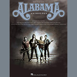 Download or print Alabama Roll On (Eighteen Wheeler) Sheet Music Printable PDF 2-page score for Country / arranged Lead Sheet / Fake Book SKU: 85163.