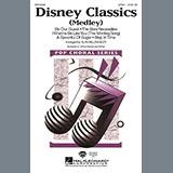 Download or print Alan Billingsley Disney Classics (Medley) Sheet Music Printable PDF 29-page score for Disney / arranged 2-Part Choir SKU: 425428.