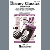 Download Alan Billingsley 'Disney Classics (Medley)' Printable PDF 29-page score for Disney / arranged 3-Part Mixed Choir SKU: 425426.