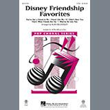 Download or print Alan Billingsley Disney Friendship Favorites (Medley) Sheet Music Printable PDF 20-page score for Children / arranged 2-Part Choir SKU: 177409.