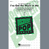 Download or print Alan Billingsley I've Got The Music In Me Sheet Music Printable PDF 15-page score for Oldies / arranged 3-Part Mixed Choir SKU: 284135.