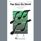 Download or print Alan Billingsley Pop Goes The World Sheet Music Printable PDF 11-page score for Pop / arranged 2-Part Choir SKU: 253630.