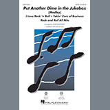 Download or print Alan Billingsley Put Another Dime In The Jukebox (Medley) Sheet Music Printable PDF 18-page score for Pop / arranged 2-Part Choir SKU: 254923.