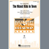 Download or print Alan Billingsley The Nicest Kids In Town (from Hairspray) Sheet Music Printable PDF 11-page score for Musical/Show / arranged 2-Part Choir SKU: 283978.