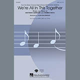 Download or print Alan Billingsley We're All In This Together (from High School Musical) Sheet Music Printable PDF 15-page score for Disney / arranged 2-Part Choir SKU: 98677.