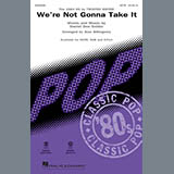 Download Alan Billingsley 'We're Not Gonna Take It - Bass' Printable PDF 3-page score for Pop / arranged Choir Instrumental Pak SKU: 382047.