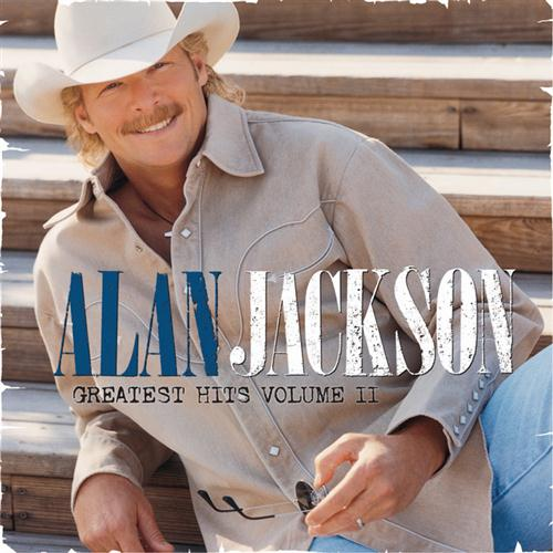 Alan Jackson, Remember When, Piano, Vocal & Guitar (Right-Hand Melody)