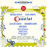 Download or print Alan Jay Lerner Camelot Sheet Music Printable PDF 8-page score for Jazz / arranged Vocal Pro + Piano/Guitar SKU: 409213.