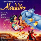 Download or print Alan Menken A Whole New World (from Aladdin) Sheet Music Printable PDF 5-page score for Children / arranged Big Note Piano SKU: 57717.