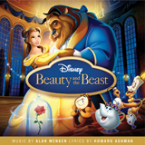 Download or print Alan Menken Beauty And The Beast Sheet Music Printable PDF 5-page score for Children / arranged Accordion SKU: 162535.
