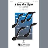 Download or print Alan Menken I See The Light (from Disney's Tangled) (arr. Mac Huff) Sheet Music Printable PDF 9-page score for Disney / arranged 2-Part Choir SKU: 296823.
