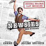 Download Alan Menken 'Seize The Day (from Newsies The Musical)' Printable PDF 2-page score for Blues / arranged Lead Sheet / Fake Book SKU: 419261.