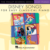 Download Alan Menken 'Under The Sea [Classical version] (from The Little Mermaid) (arr. Phillip Keveren)' Printable PDF 3-page score for Children / arranged Easy Piano SKU: 161096.