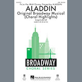Download or print Alan Menken & Howard Ashman Aladdin (Choral Highlights) (from Aladdin: The Broadway Musical) (arr. Mac Huff) Sheet Music Printable PDF 59-page score for Children / arranged 2-Part Choir SKU: 158375.